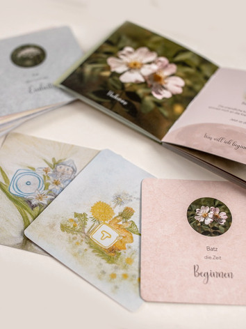 Urmutter-Essenz-Kartenset