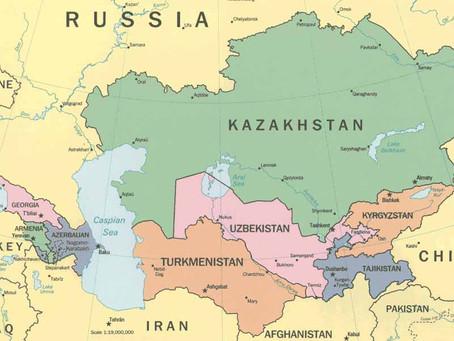 Lucky Central Asia