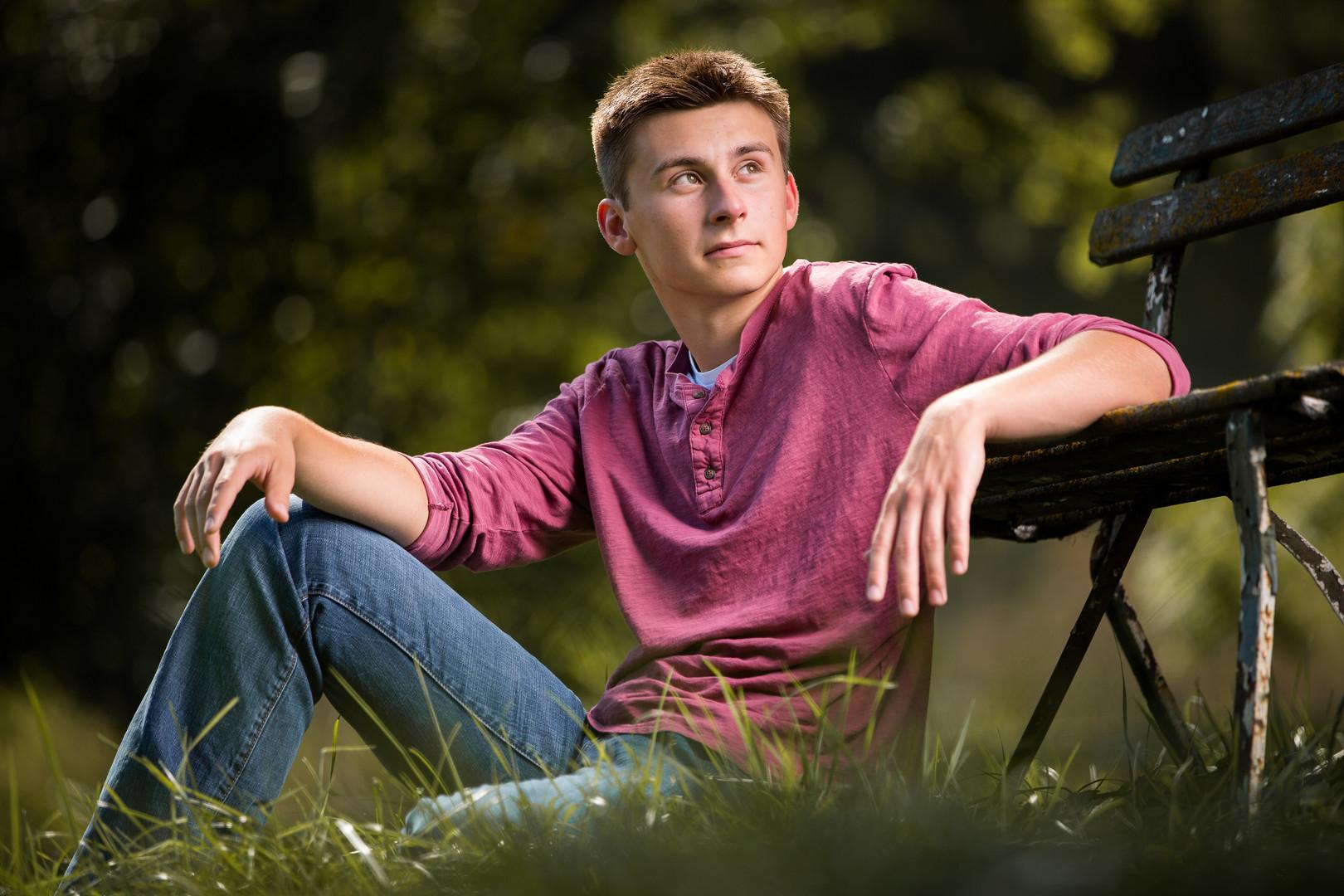 Senior Photography | Boy
