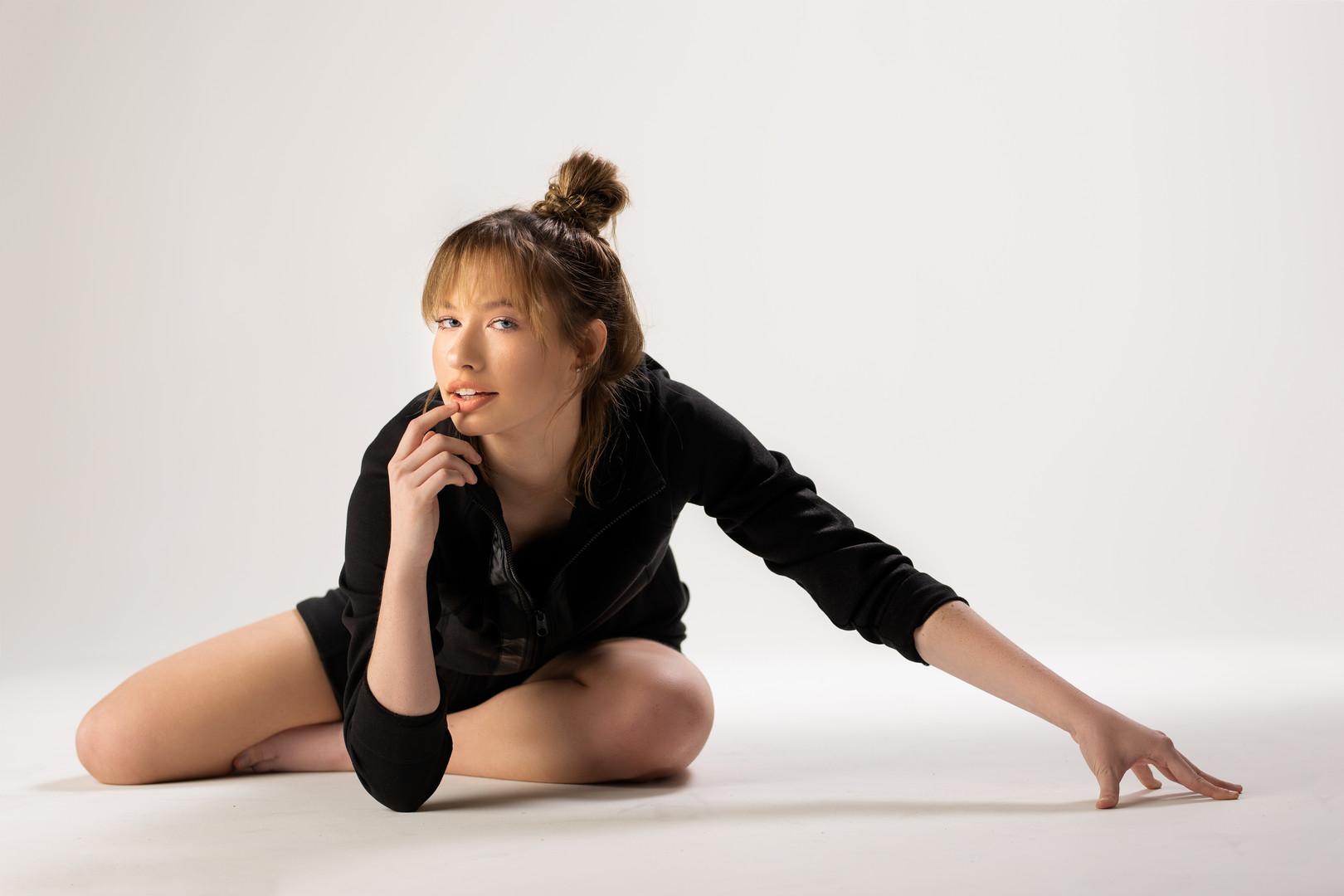 Model Photography   Dancer Session
