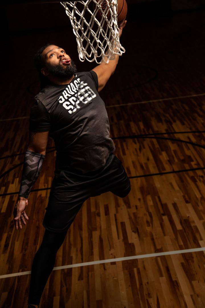 Basketball   Sports Model   Omaha Photographer