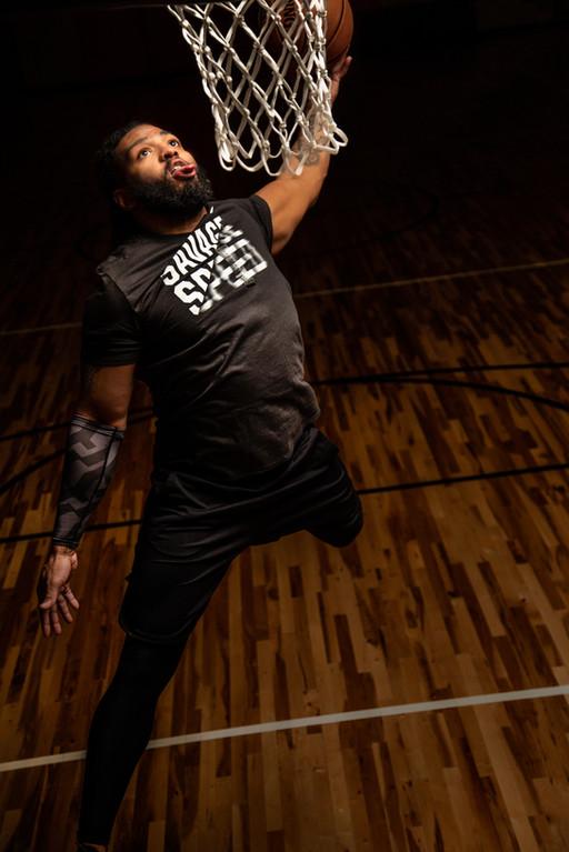 Basketball | Sports Model | Omaha Photographer