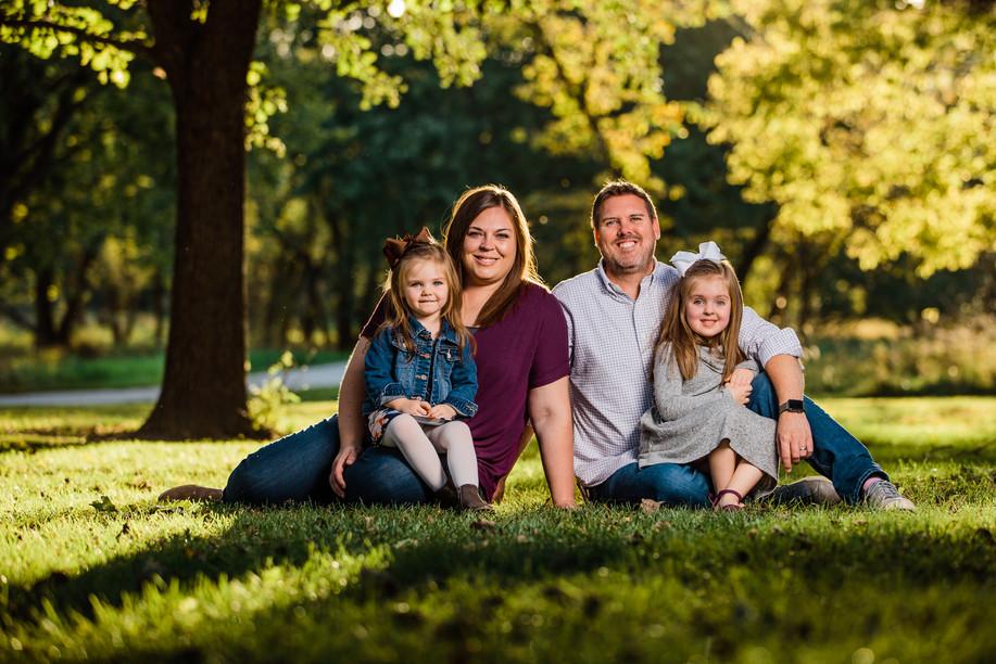 Family Photography | Outdoor Shoot