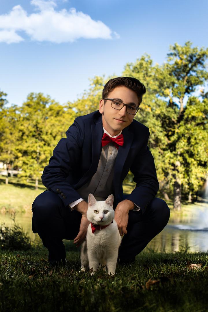 Omaha Senior Boy