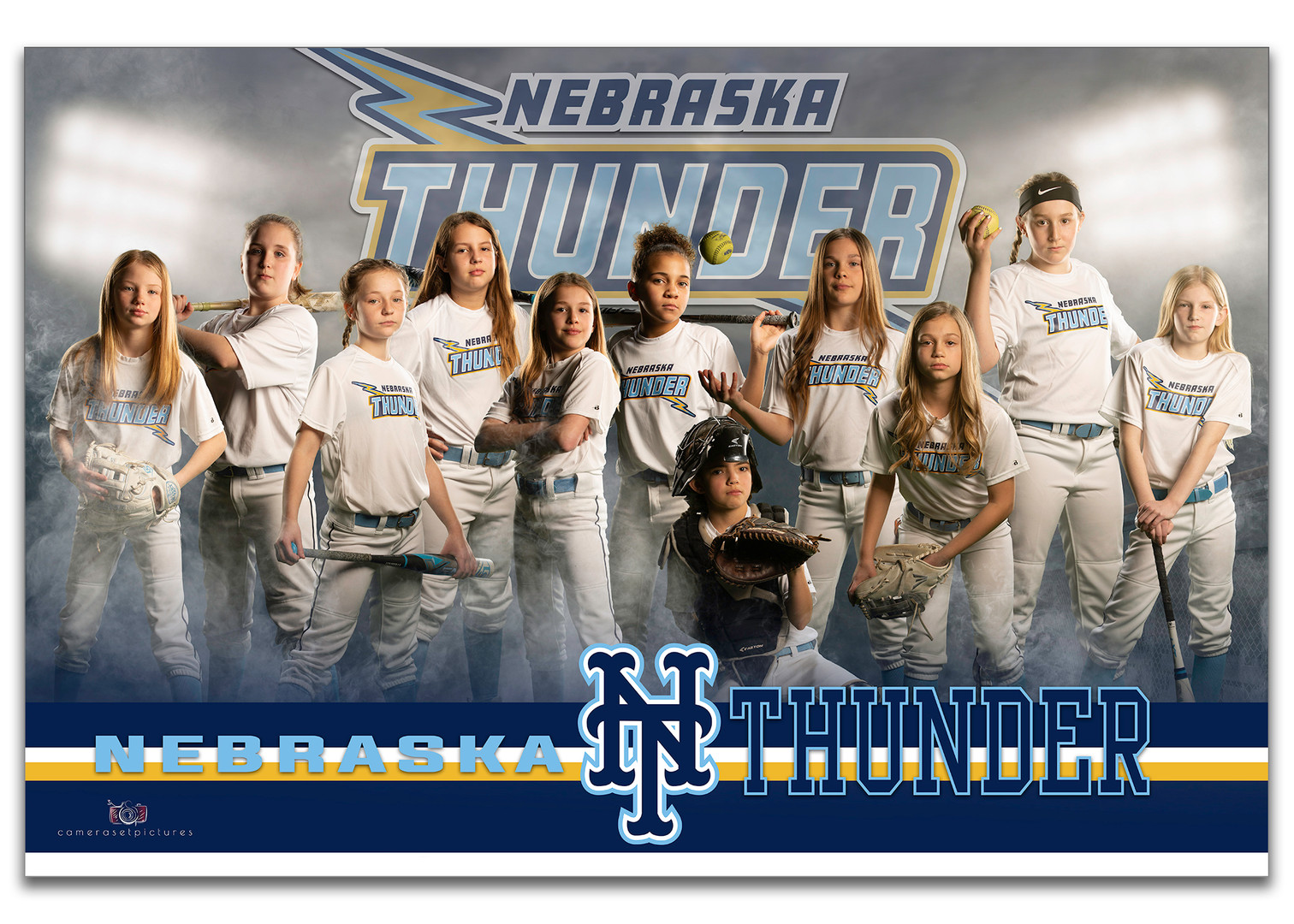 Nebraska Thunder Softball