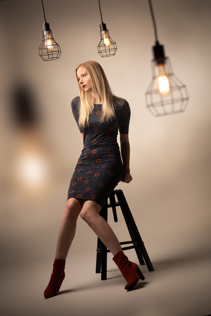 Omaha Photographer for Models   Lights