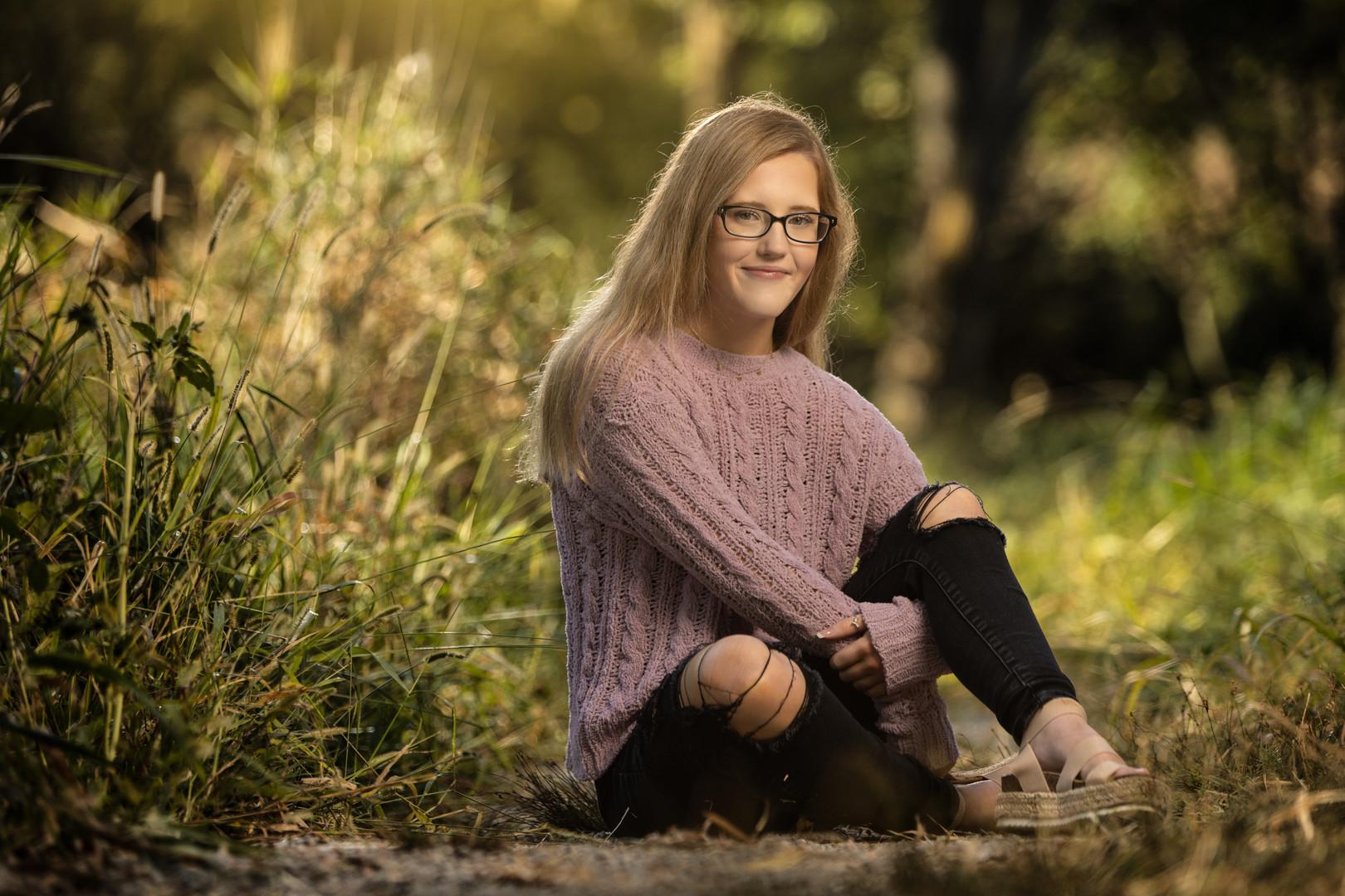 Omaha Senior Girl
