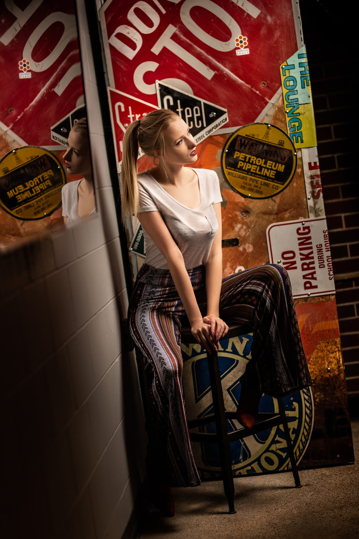 Omaha Photographer   Models