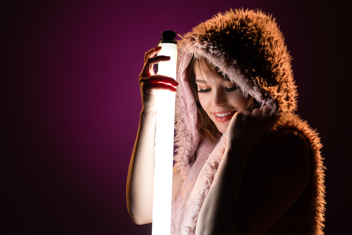 Omaha Model Photography | Light