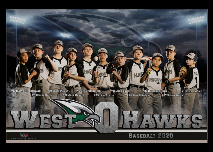 West O Hawks Baseball