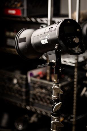 Studio Photography | Interfit studio light