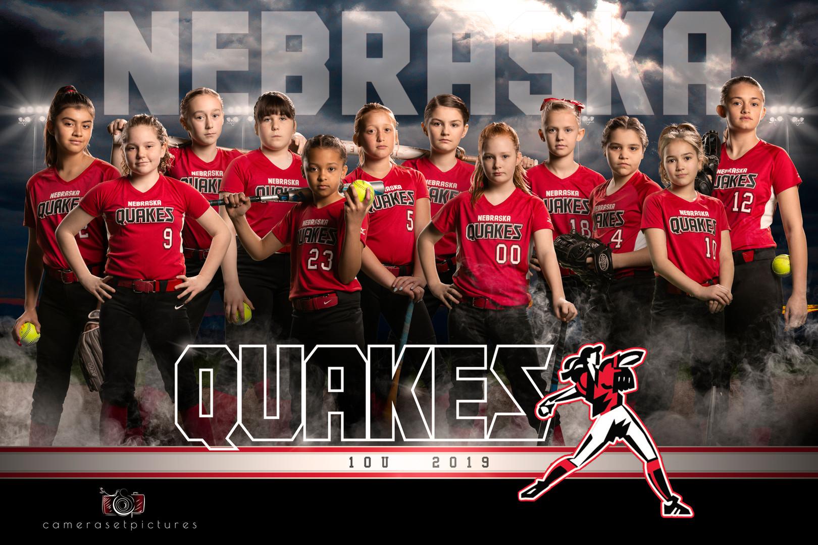 Nebraska Quakes