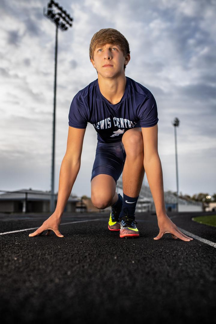 Iowa Senior Boy
