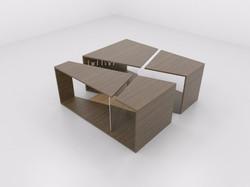 Infinity Coffee Table 2