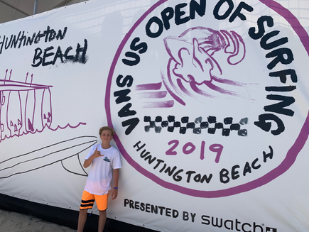 VANS US Open of Surfing - Aug 2019