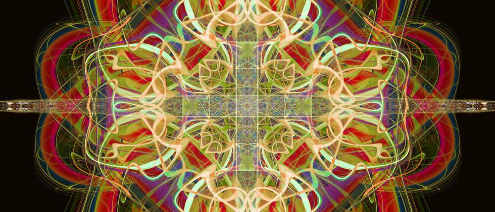 Grand Wave Mandala