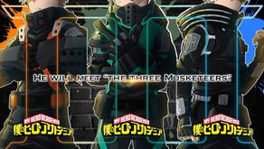 My Hero Academia: durante el estreno de la 5ta temporada, revelarán información de la película.