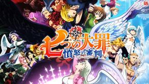 ¡Nanatsu no Taizai: Fundo no Shinpan llegará a Netflix en Junio!