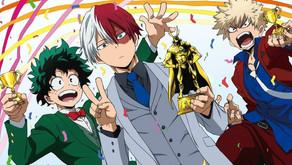Manga de My Hero Academia: Supera las 28 millones de copias en circulación.