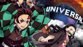 Kimetsu no Yaiba contará con una atracción en Universal Studios Japón.