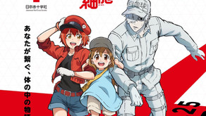 """El manga """"Cells at Work!"""" llega a su final."""