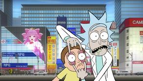 Rick y Morty viajan a Akihabara en un especial de Halloween hecho en Japón.
