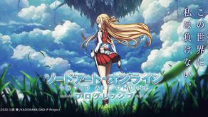 Sword Art Online Progressive... ¡Será película!