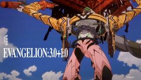 Evangelion 3.0+1.0: en camino a ser la película más taquillera de Japón y lo celebra a lo grande.