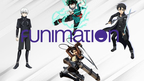 Funimation: My Hero Academia, Tokyo Ghoul, Sword Art Online...