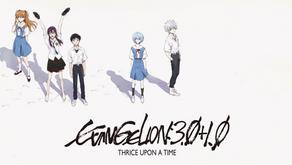 Evangelion 3.0 + 1.0 ha recaudado casi 10 mil millones de yenes.