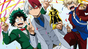 ¡My Hero Academia celebrará a lo grande su 5to aniversario!