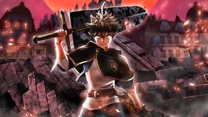 El anime Black Clover llegará a su final en Marzo con una importante noticia.
