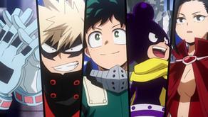 My Hero Academia: lanza un nuevo promocional para el estreno de su 5ta temporada.