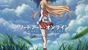 Sword Art Online: Progressive. La nueva animación está en camino.