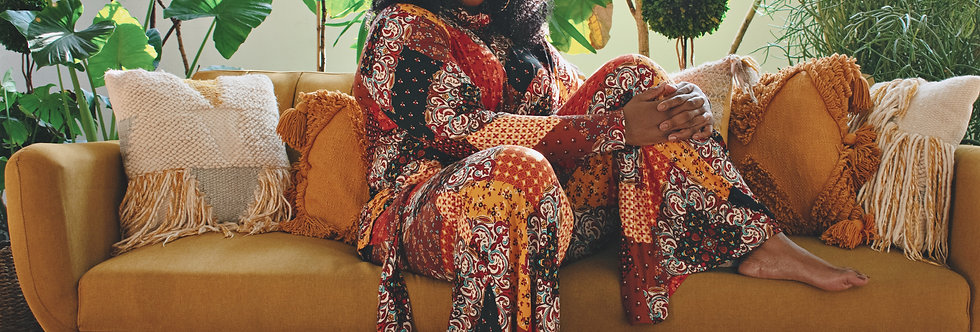 The Hendrix Bell Pant