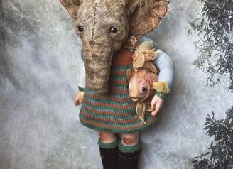 As intrigantes esculturas têxteis de Annie Montgomerie