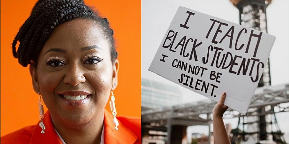 Making Black Lives Matter In and Out of the Classroom