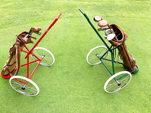 Hickory Golf Trolley