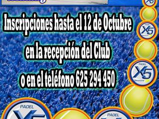 Liga PadelX5 2017-2018
