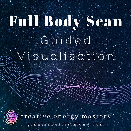 Full Body Scan Audio Download