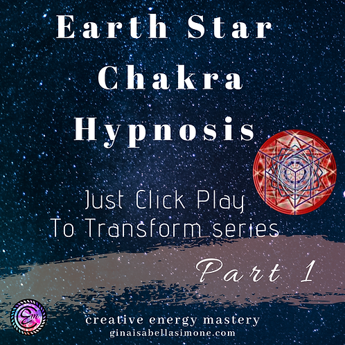 Earth Star Chakra Hypnosis Audio