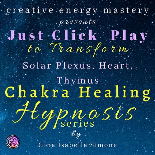 Part4-6 Chakra Healing Hypnosis Series