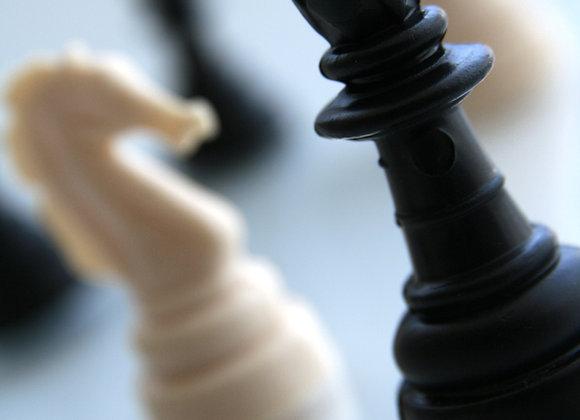 Schachkurs Level 3 (10 Einheiten)