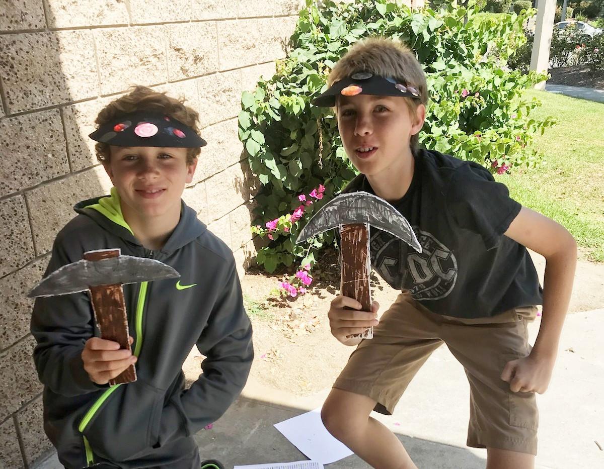 Murder Mystery Drama Camp in Ventura