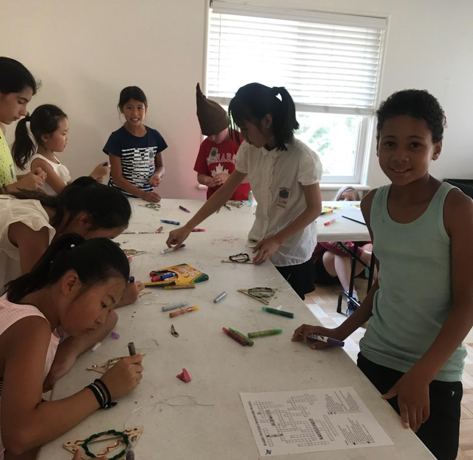 Wizardry and Literacy Camp in Thousand Oaks
