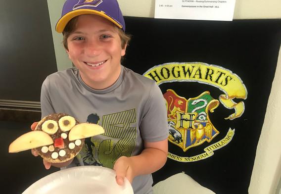 Wizardry and Literacy Camp Ventura