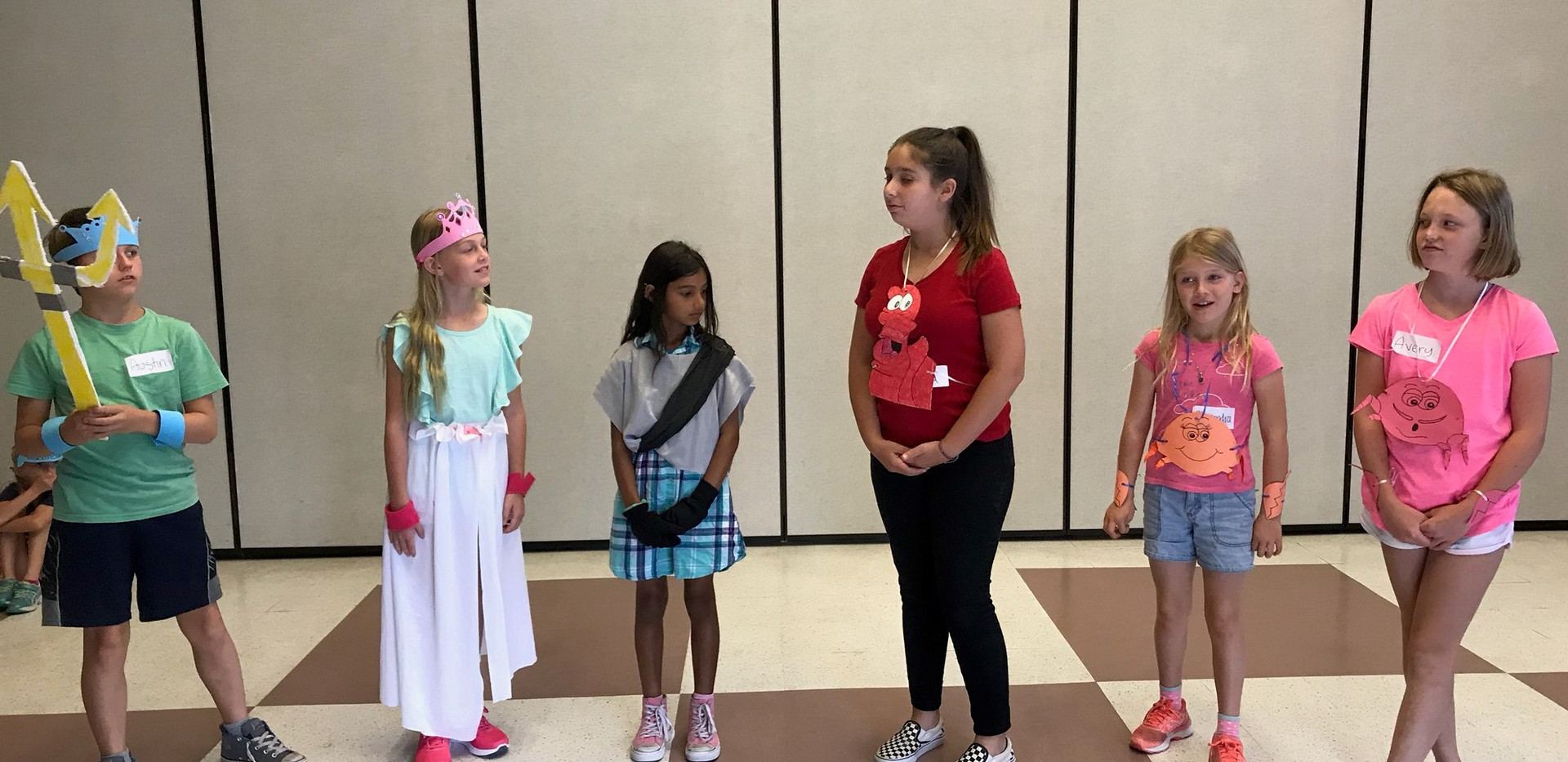 Little Mermaid Bound for Broadway - Simi Valley