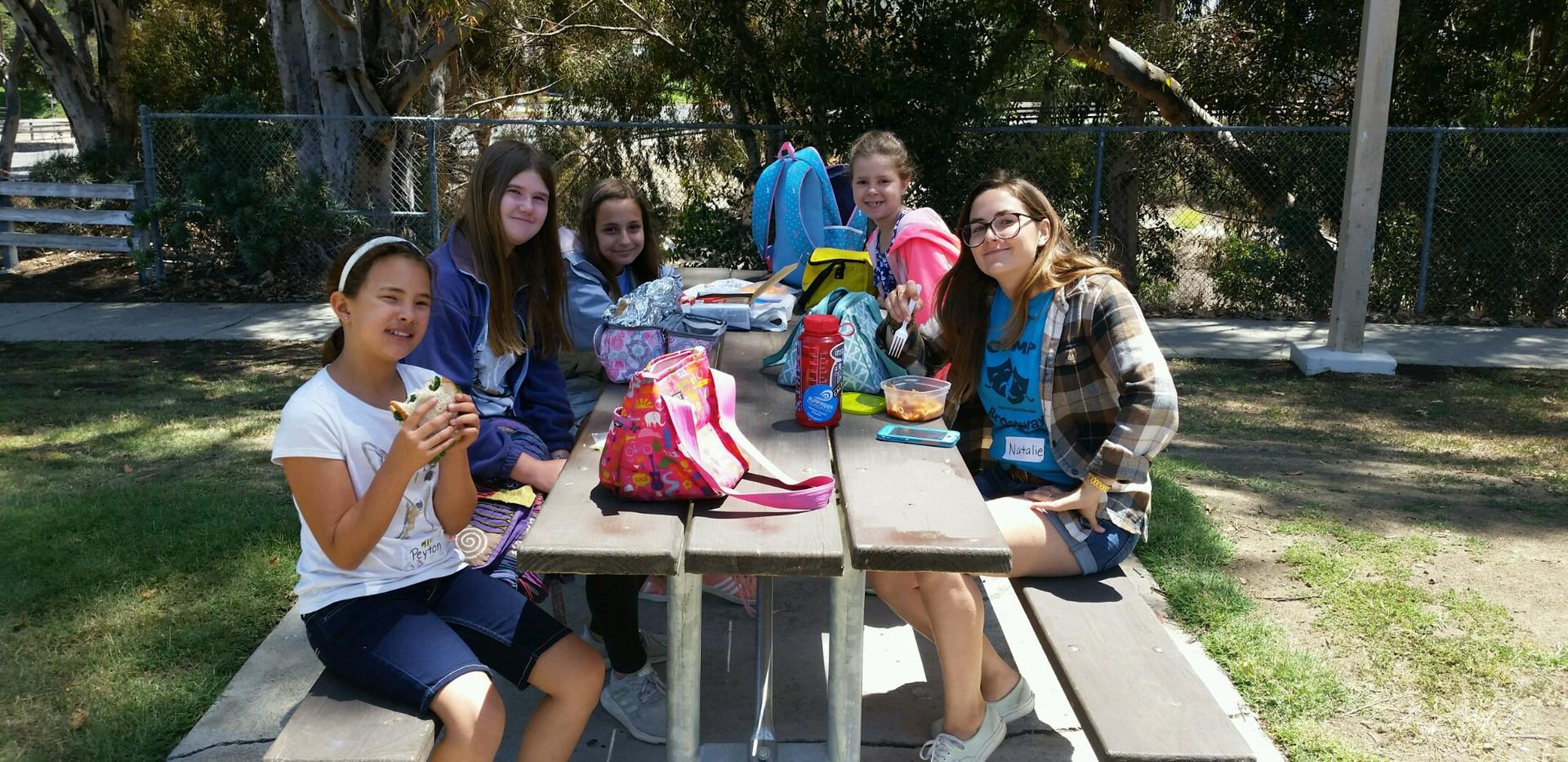 Camp Bound for Broadway Little Mermaid in Ventura