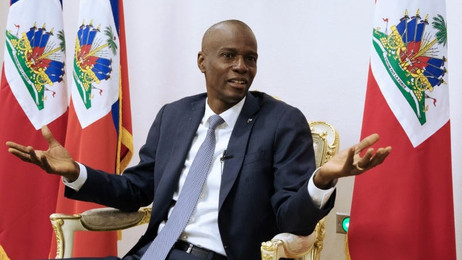 "President of Haiti calls Texas a ""Shithole State"""