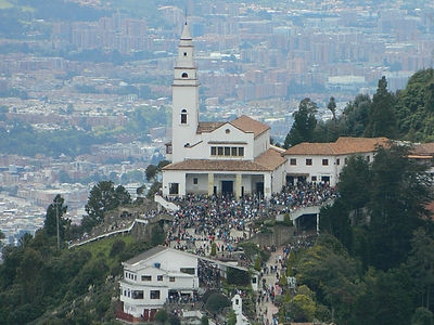Middle of the World view from the top visit the equator visit quito top attractions in ecuador